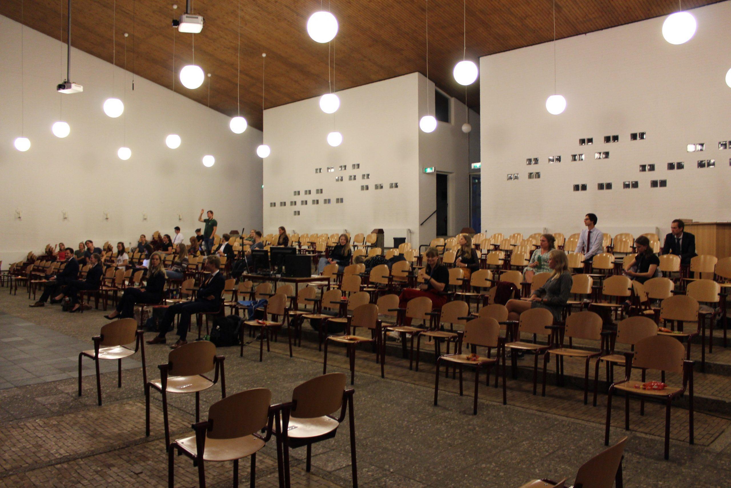 Algemene ledenvergadering (alv) van de VGSN in corona-tijd